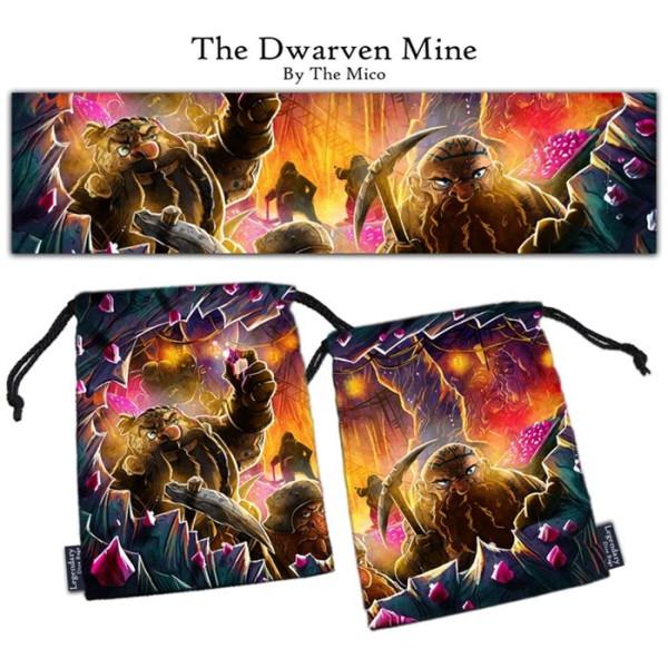 Legendary Dice Bag: The Dwarven Mine
