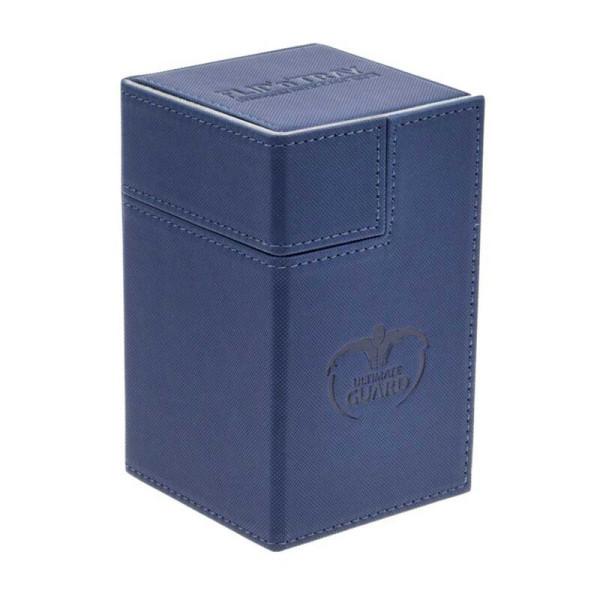 Flip´n´Tray Deck Case 100+ Standard Size XenoSkin™ Blue