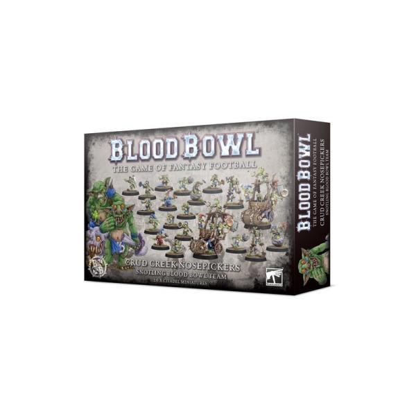BLOOD BOWL: CRUD CREEK NOSEPICKERS TEAM (202-01)