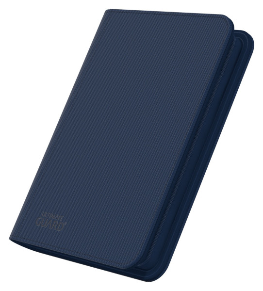4-Pocket ZipFolio XenoSkin™ Dark Blue