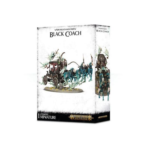 NIGHTHAUNT BLACK COACH (91-22)