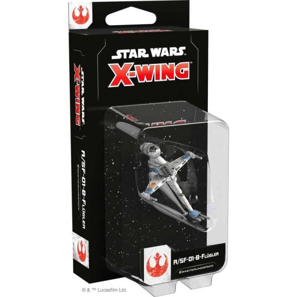Star Wars: X-Wing 2.Ed. - A/SF-01-B-Flügler