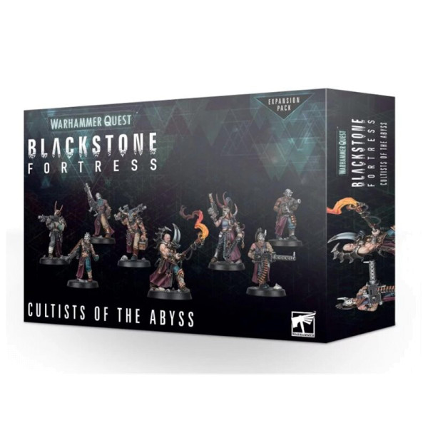 B/STONE FORTRESS: CULTISTS OF THE ABYSS (BF-07)