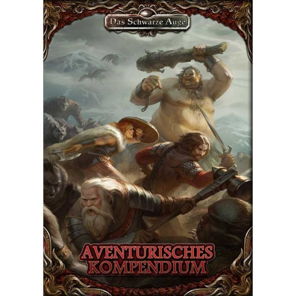 Aventurisches Kompendium (Hardcover)