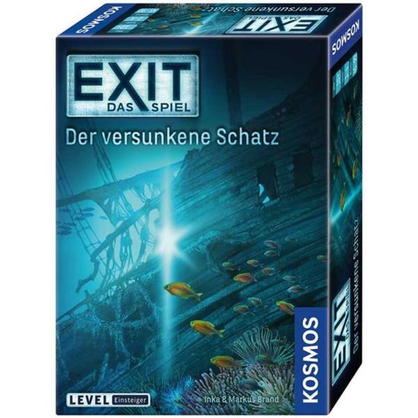 EXIT - Der versunkene Schatz (Einsteiger)