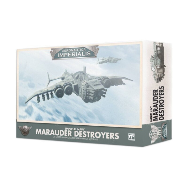 A/I: IMPERIAL NAVY MARAUDER DESTROYERS (500-16)