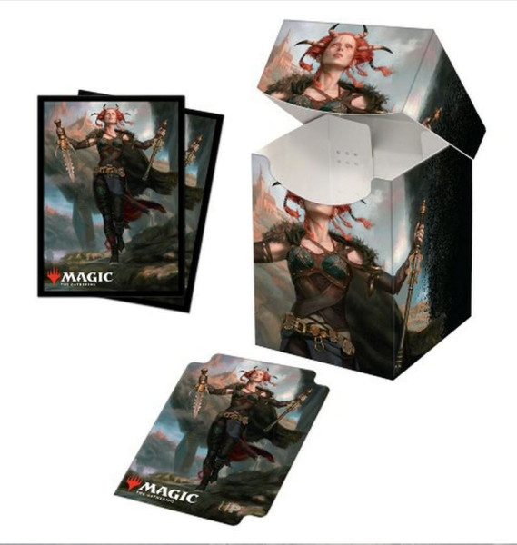 Combo Sleeves and Deck Box V2