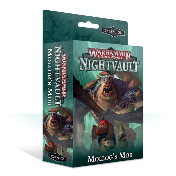 WH UNDERWORLDS: MOLLOG'S MOB (ENG) (110-41-60)