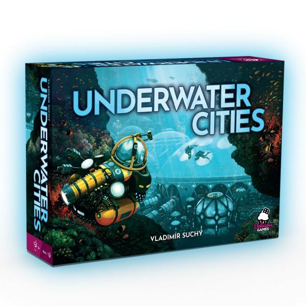 Underwater Cities (Deutsch) *Empfohlen Kennerspiel 2020*