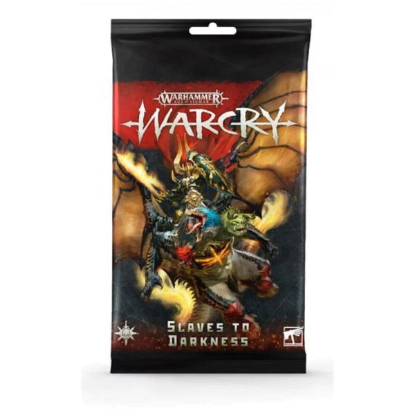 WARCRY: SLAVES TO DARKNESS CARD PACK (111-42)