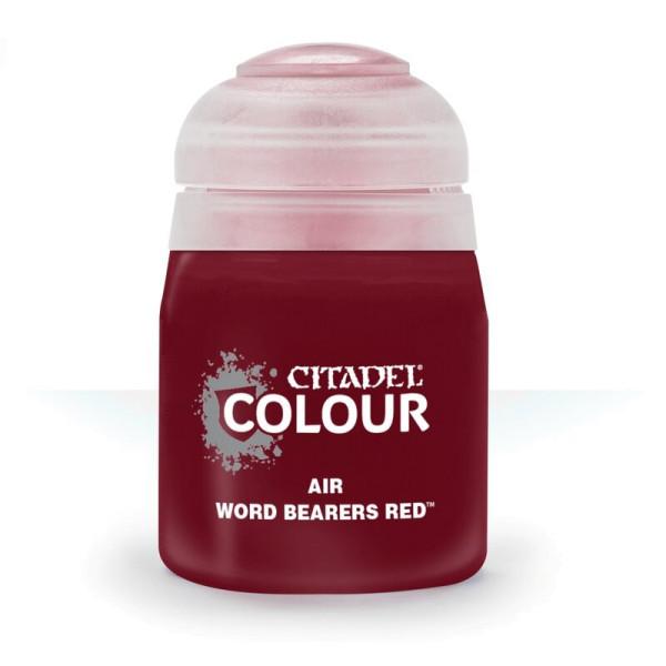 AIR: WORD BEARERS RED (24ML) (28-75)
