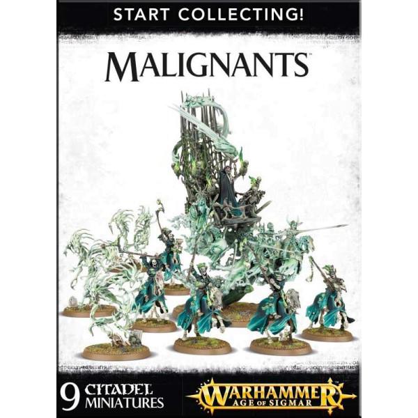 START COLLECTING! MALIGNANTS (70-93)