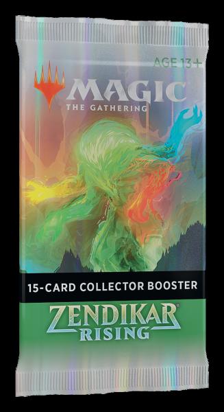 Zendikar Rising - Collector Booster (ENG)