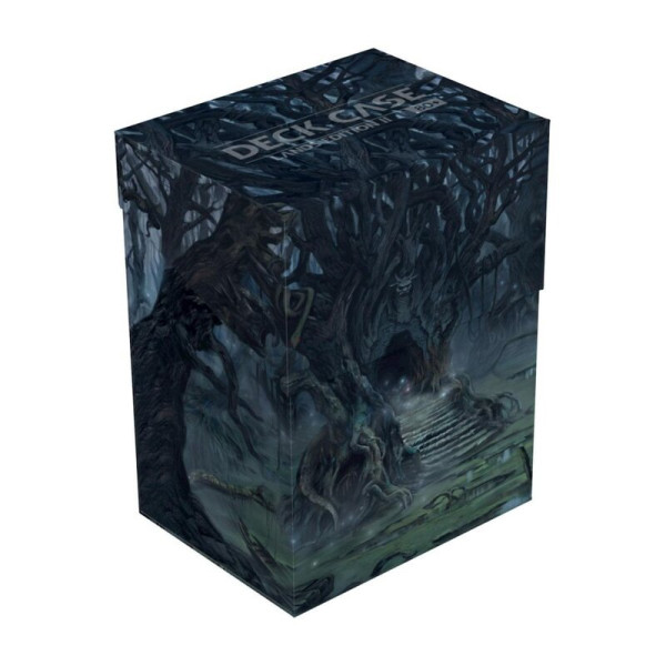 Deck Case 80+ Standard Size Lands Edition II Swamp