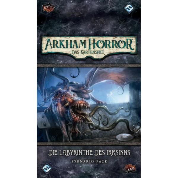 Arkham Horror: LCG - Die Labyrinthe des Irrsinns Szenario-Pack