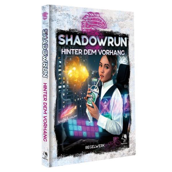 Shadowrun 6: Hinter dem Vorhang (Hardcover)