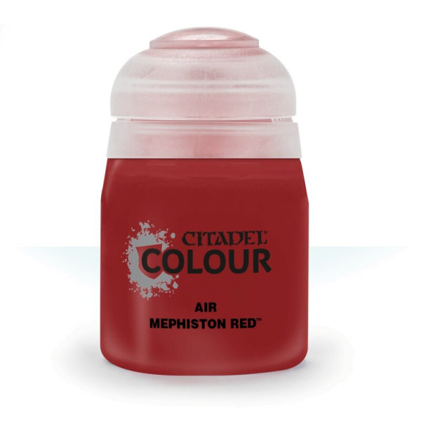 AIR: MEPHISTON RED (24ML) (28-02)