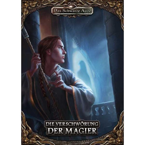 Die Verschwörung der Magier 2. überarb. Auflage (Soloabenteuer)