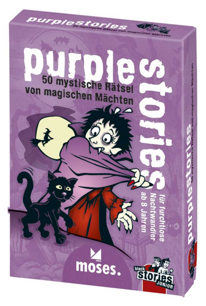 black stories Junior purple stories