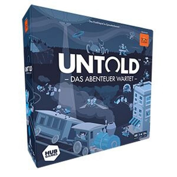 Untold: Das Abenteuer wartet