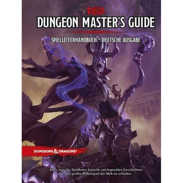 D&D Game Master s Guide - Spielleiterhandbuch 4. über. Aufl.