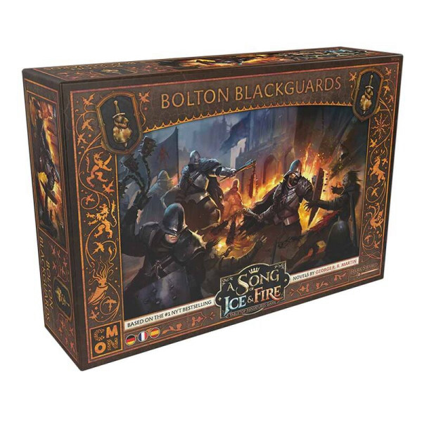 A Song of Ice & Fire - Bolton Blackguards (Rohlinge von Haus Bolton)