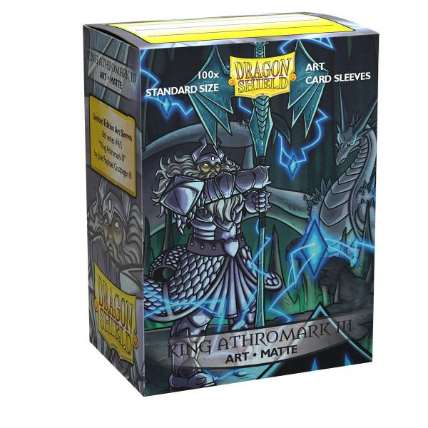 Dragon Shield: ART Sleeves Matte Classic King Athromark III: Portrait (100)