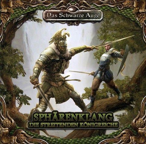 Sphärenklang Die Streitenden Königreiche Audio CD 2. Auflage