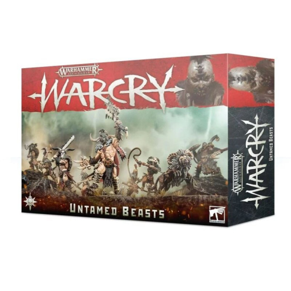WARCRY: UNTAMED BEASTS (111-19)