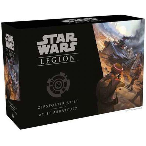 Star Wars: Legion - Zerstörter AT-ST