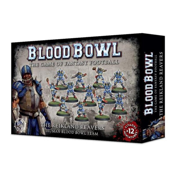 THE REIKLAND REAVERS BLOOD BOWL TEAM (200-13)