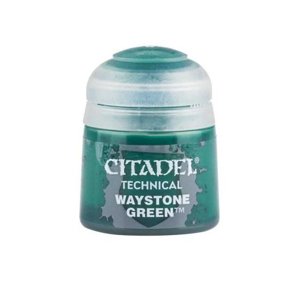 TECHNICAL: WAYSTONE GREEN (12ML) (27-14)