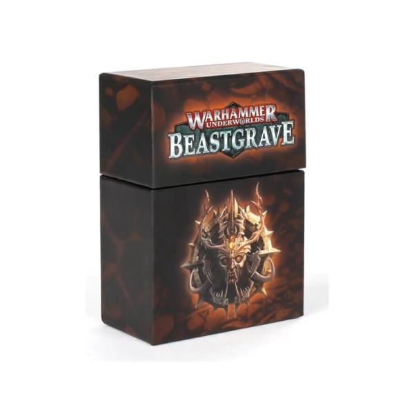 WH UNDERWORLDS: BEASTGRAVE DECK BOX (110-72)