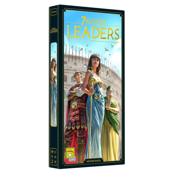 7 Wonders - Leaders (neues Design)