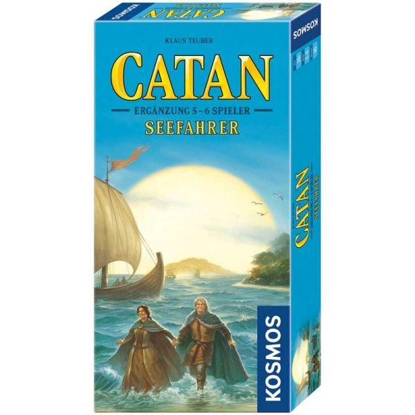 Catan - Seefahrer Ergänzung 5-6 Spieler
