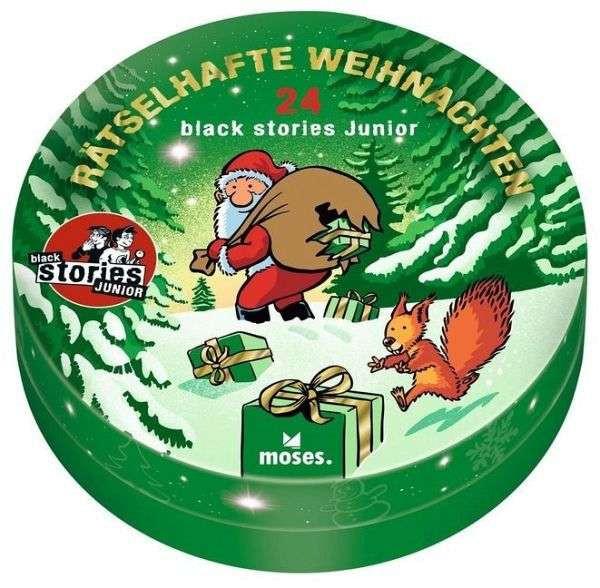 Black Stories Junior - Rätselhafte Weihnachten