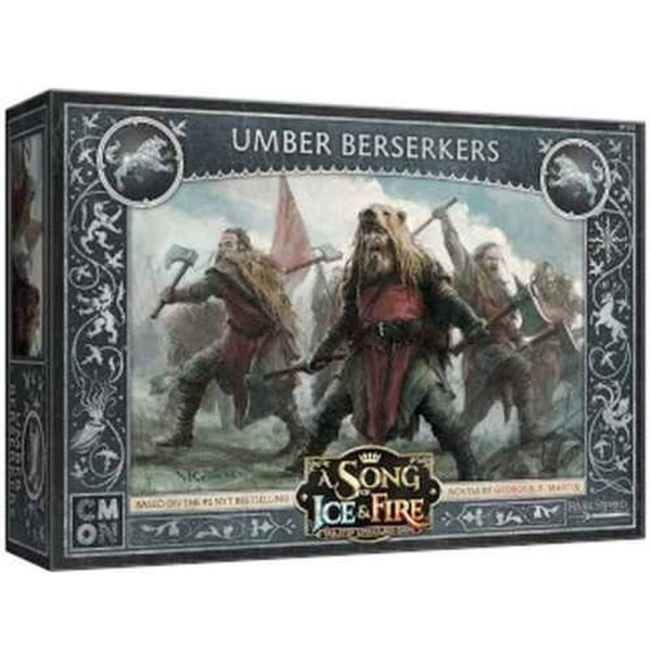 A Song of Ice & Fire - Umber Berserkers