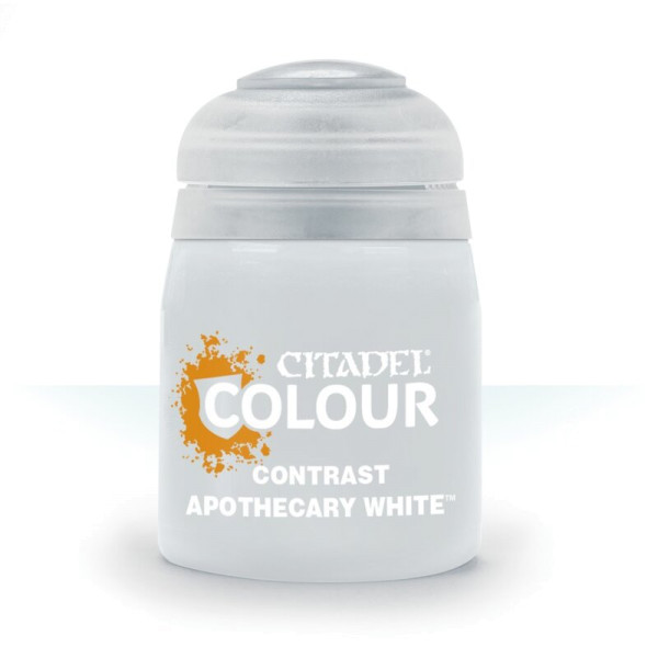 CONTRAST: APOTHECARY WHITE (18ML) (29-34)