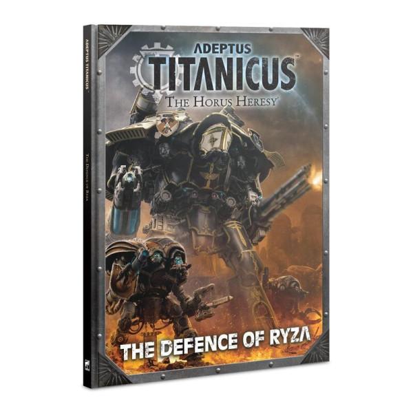 ADEPTUS TITANICUS: THE DEFENCE OF RYZA (400-33)