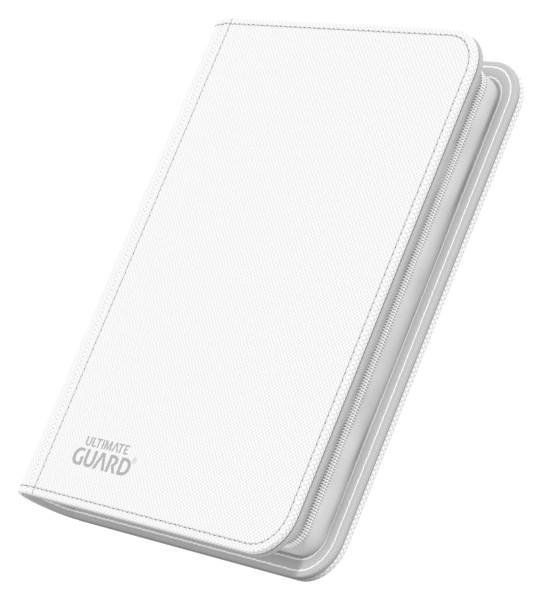 4-Pocket ZipFolio XenoSkin™ White