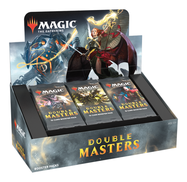 Double Masters - Booster Display (ENG)