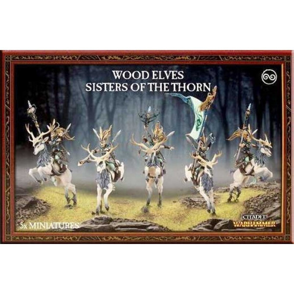 WANDERERS SISTERS OF THE THORN (92-08)