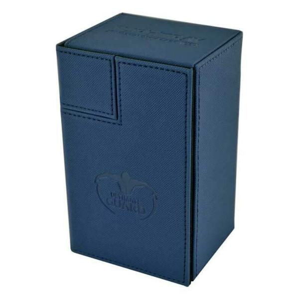 Flip´n´Tray Deck Case 80+ Standard Size XenoSkin™ Blue