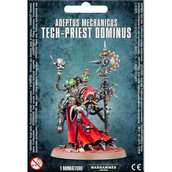 ADEPTUS MECHANICUS TECH-PRIEST DOMINUS (59-18)