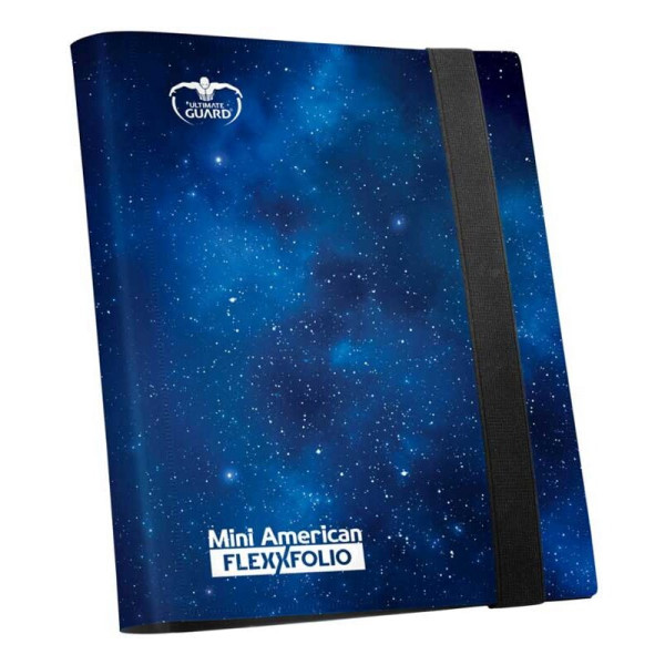 9-Pocket ZipFolio XenoSkin™ Space Edition - Mini American Size