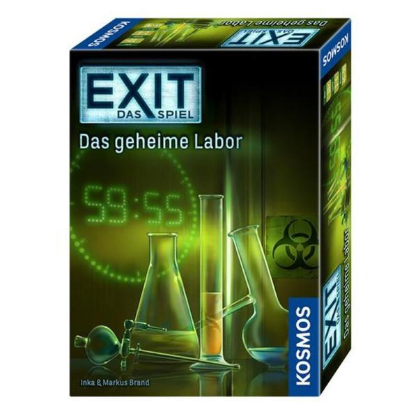EXIT - Das geheime Labor (Fortgeschrittene)