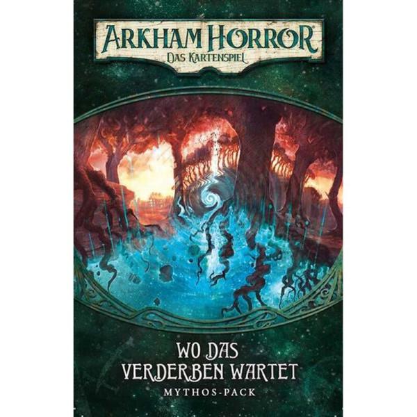 Arkham Horror: LCG - Wo das Verderben wartet Mythos-Pack (Dunwich-5)