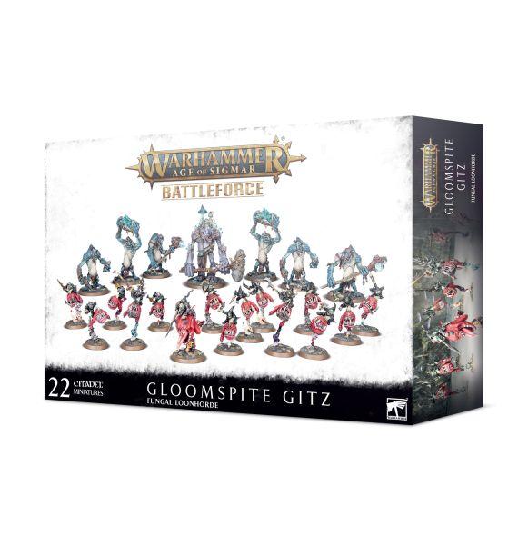 Battleforce: Gloomspite Gitz Fungal Loonhorde