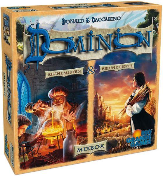 Dominion: Mixbox - Reiche Ernte + Alchemisten