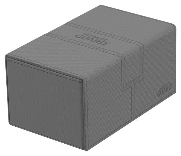 Twin Flip´n´Tray Deck Case 160+ Standard Size XenoSkin™ Grey